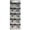 סוללת כפתור 377/376 באריזת 5 סוללות