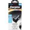 מטען 2.4 אמפר 2 USB לרכב מיקרו USB
